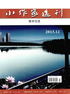 小作家选刊杂志