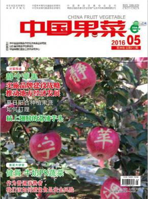 中国果菜杂志