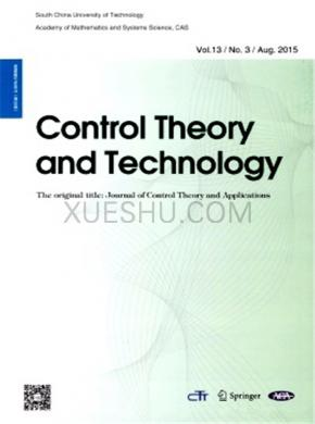Control Theory and Technology杂志