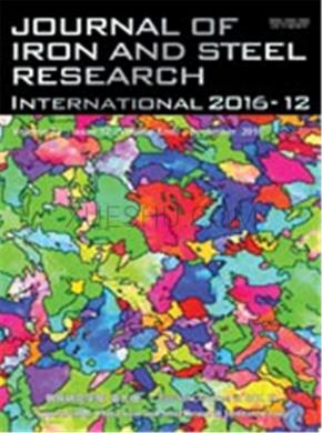 Journal of Iron and Steel Research(International)杂志