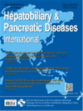 Hepatobiliary Pancreatic Diseases International杂志