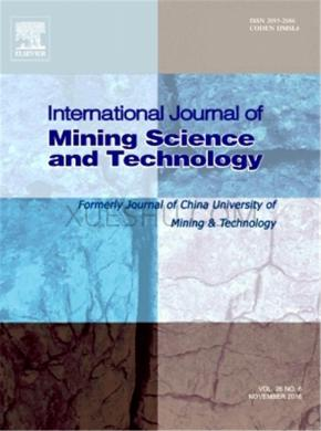 International Journal of Mining Science and Technology杂志
