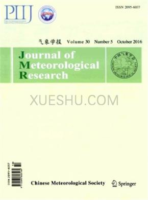 Journal of Meteorological Research杂志