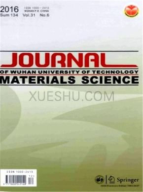 Journal of Wuhan University of Technology(Materials Science Edition)杂志