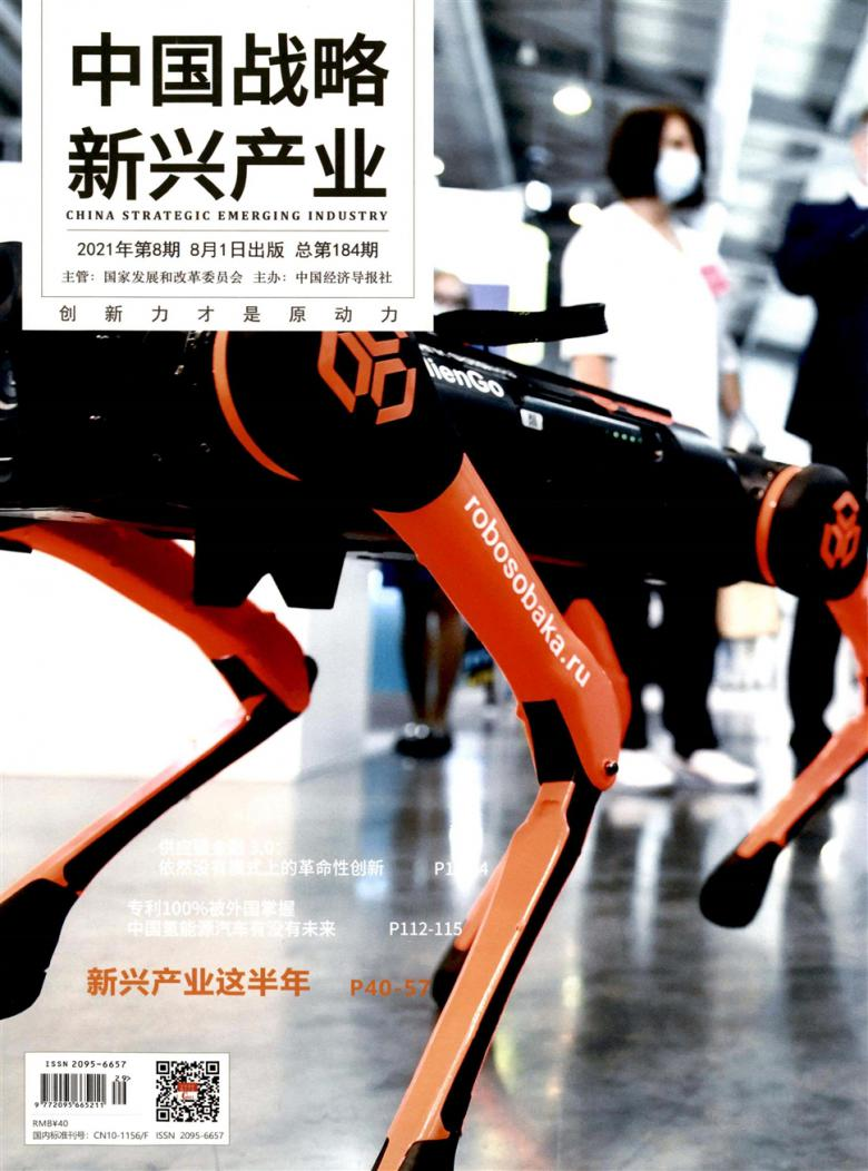 中国战略新兴产业