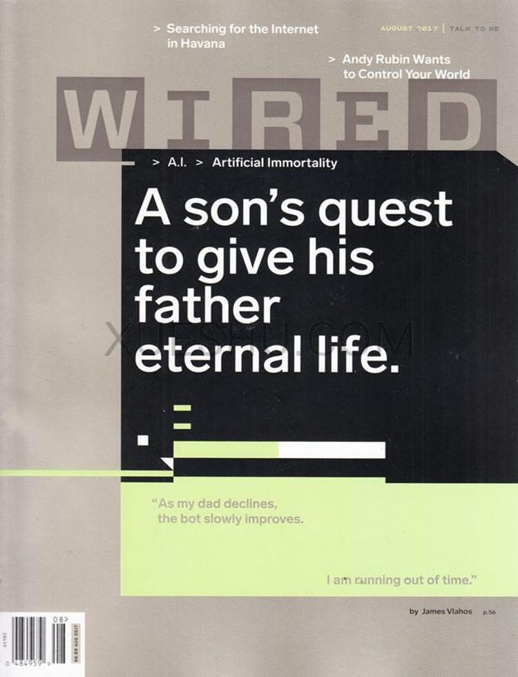 WIRED连线