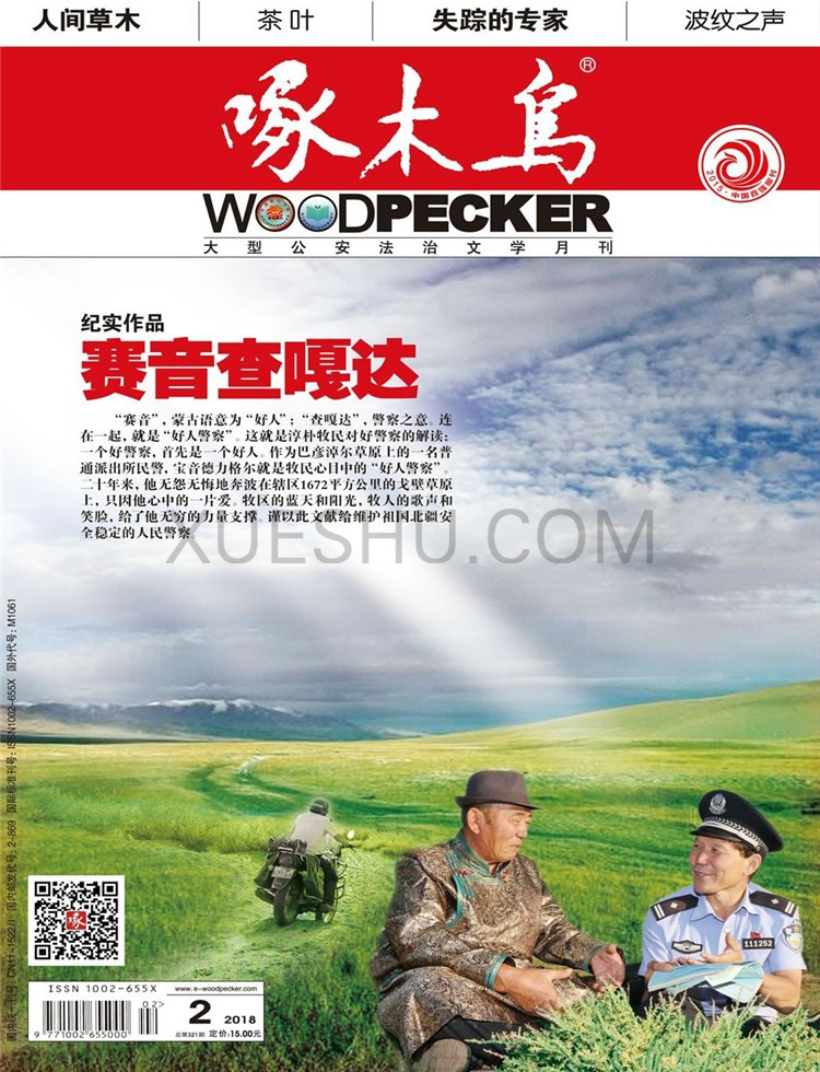 啄木鸟杂志