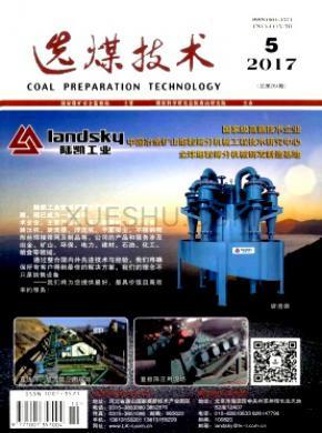 选煤技术杂志