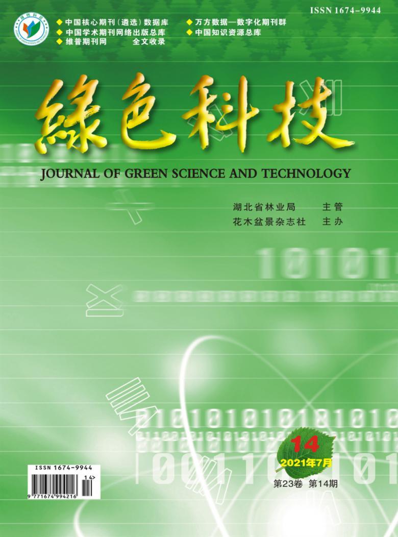 绿色科技论文