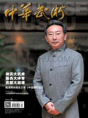 中华武术杂志社