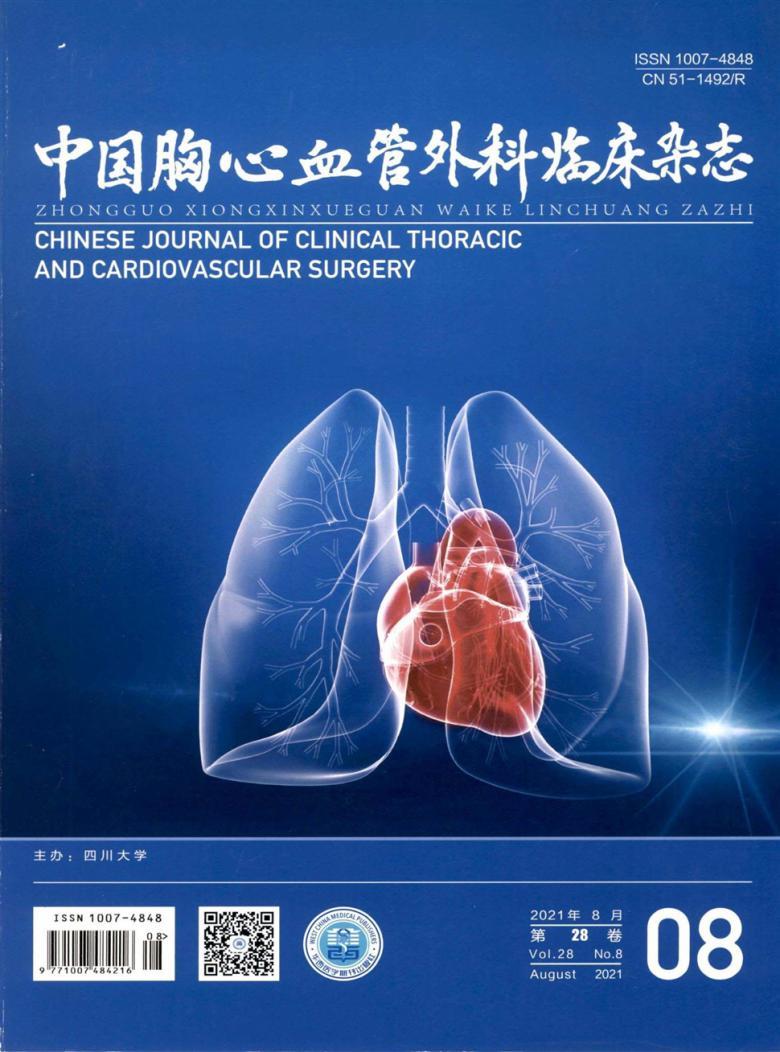 中国胸心血管外科临床