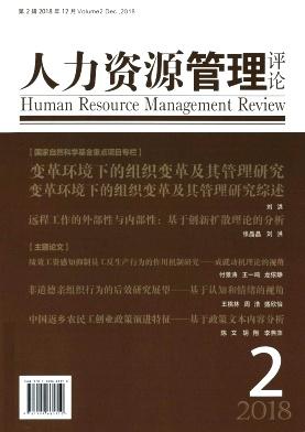 人力资源管理评论