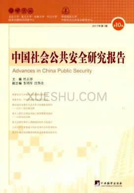 中国社会公共安全研究报告