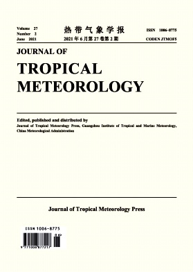Journal of Tropical Meteorology