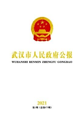 武汉市人民政府公报
