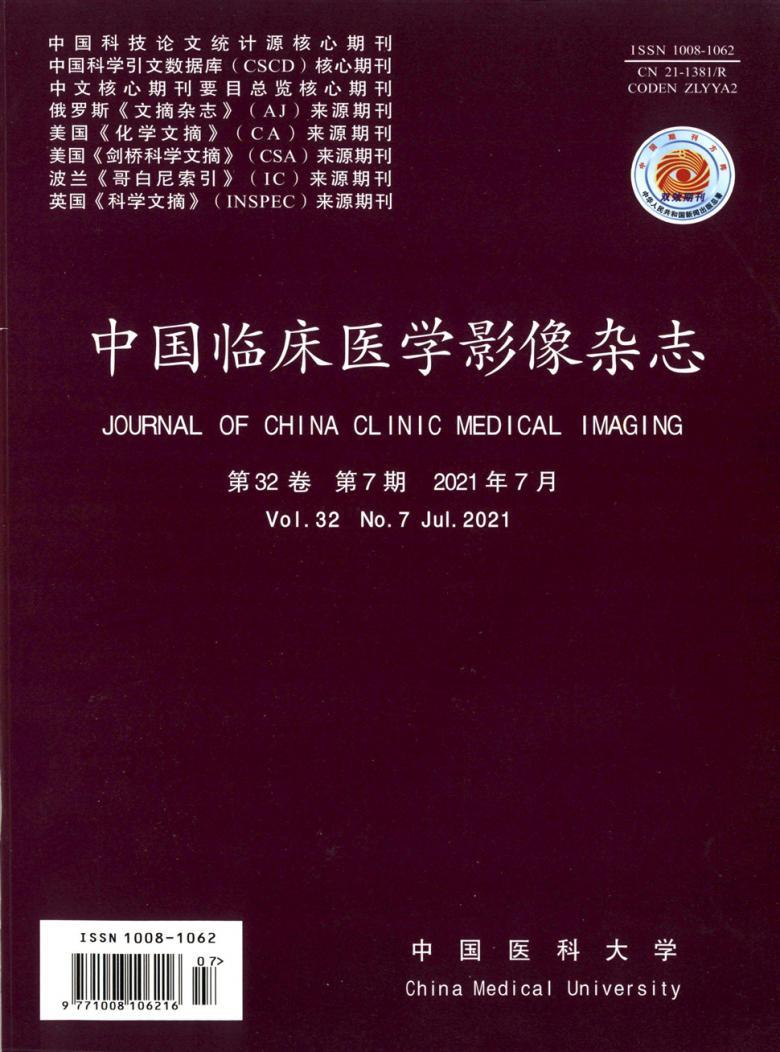 中国临床医学影像