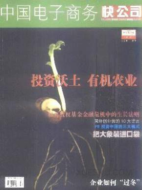 中国电子商务杂志