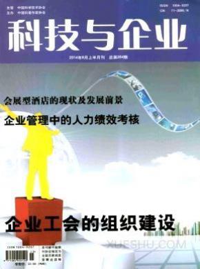 科技与企业杂志
