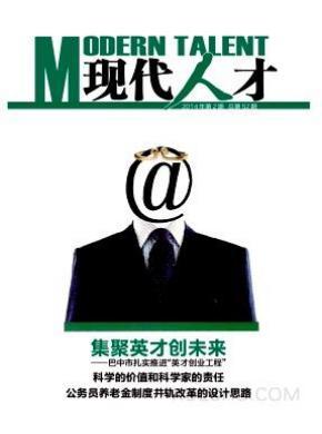 现代人才杂志
