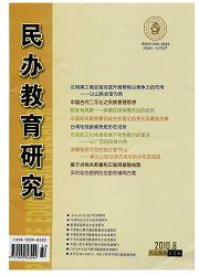 民办教育研究论文