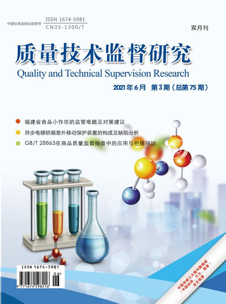质量技术监督研究