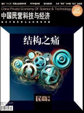 中国民营科技与经济杂志