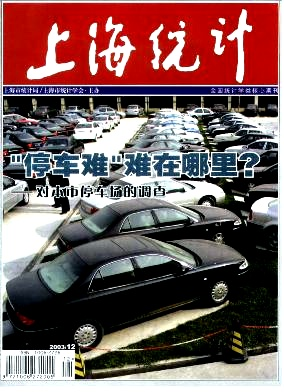上海统计论文