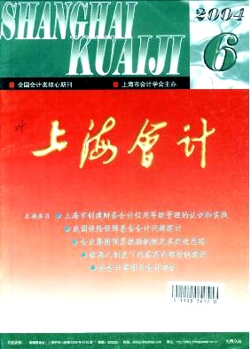 上海会计论文