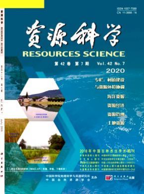 资源科学杂志