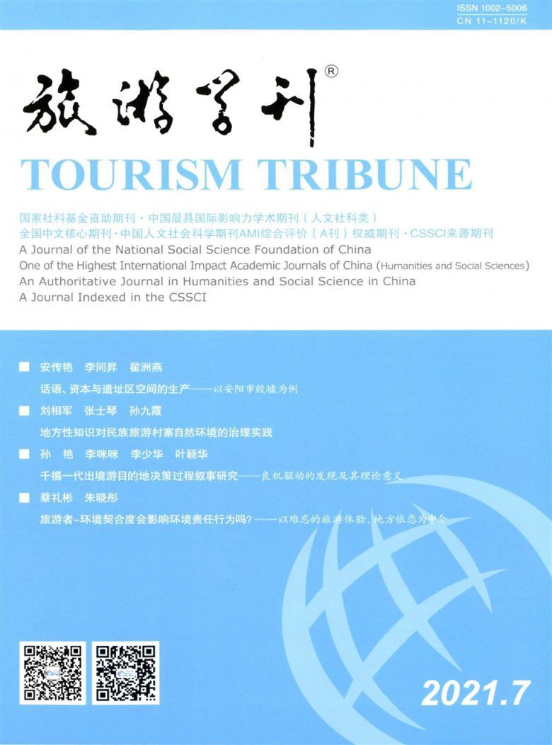 旅游学刊杂志社